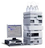 HP/Agilent 1100 HPLC with Detec