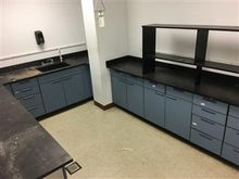 Kimble Chase LAB BENCHES, CASEW