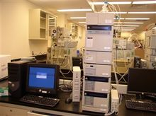 Hitachi 7000 HPLC with Data Sys