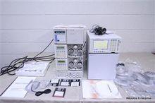 SHIMADZU HPLC SCL-10AVP CONTROL