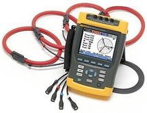 Fluke 435 Power Analyzer