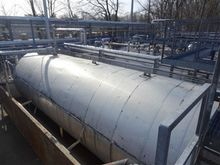 12, 000 Gallon 304 SS Stainless