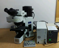 Olympus Microscope BX61 with Fl