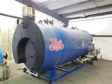 200 HP Hurst Boiler S4-GA2- -