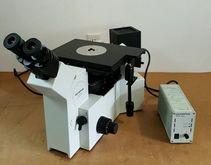Olympus Microscope IX50 Metallu