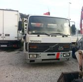 1990 VOLVO FL6 14 DRIVING WITH