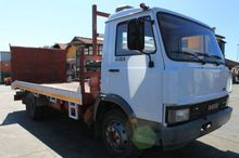 1987 IVECO 109-14 PLATFORM WITH