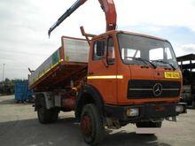 Mercedes-Benz 1719 TRACTOR MERC