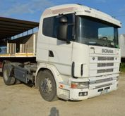 1997 144L - 460 SCANIA TRACTOR