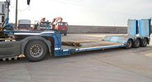 1990 bed trailer COMETTO TRAILE