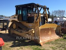 1998 Caterpillar D7R XR Track b