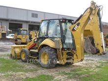 2012 Caterpillar 420FST Rigid B