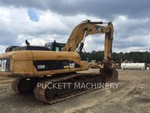 2010 Caterpillar 336DL Track ex
