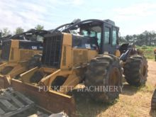 2014 Caterpillar 525C SF Skidde