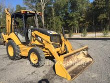 2011 Caterpillar 416 E Rigid Ba