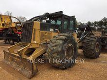 2013 Caterpillar 545C Skidder