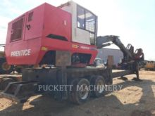 Forestry equipment - : PRENTICE