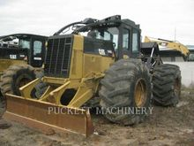 2014 Caterpillar 545C Skidder