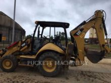 2013 Caterpillar 420FIT Rigid B