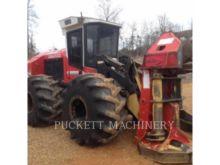 2010 Prentice 2470 Harvester