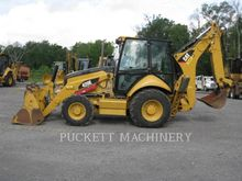 2012 Caterpillar 420E 4CE Rigid