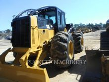 2009 Caterpillar 525C Skidder