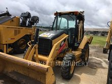 2011 Caterpillar 416E 4E Rigid