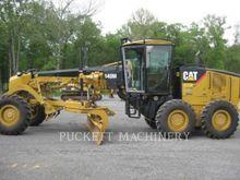 2011 Caterpillar 140M Motor gra