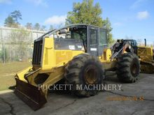 2010 Caterpillar 525C SF HD Ski