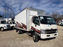 Used Hino 195 Box Truck For Sale Machinio
