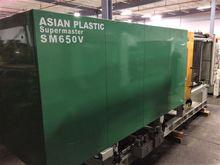 2013 Asian Plastic - SM-650V (2