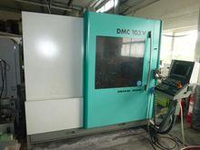 1999 DMG DECKEL MAHO DMC 103 V