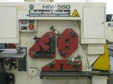 MUBEA MUHR & BENDER HIW 550