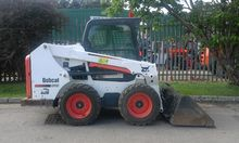 2015 Bobcat S510 Skid Steer