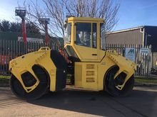 Used Bomag BW161AD-4