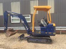 Takeuchi TB016 1.5T Excavator