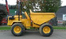 2006 Barford 9ton Dumper