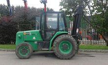 2008 JCB 926 Forklift