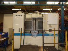 1997 Okuma Mx-60 Horizontal Mac