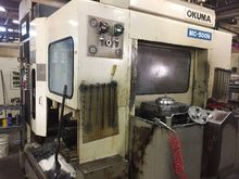 1995 Okuma MC-500-H Horizontal