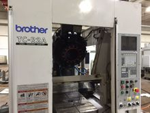 2008 Brother TCR2A CNC Drilling