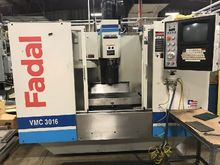 1997 Fadal VMC3016 CNC Vertical