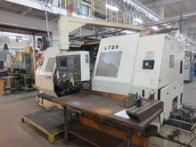 1998 Okuma LT-25 Cnc Turning Ce