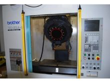 2000 Brother TC-S2A-0 CNC Drill
