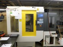 2000 Fanuc Robodrill T14iB with