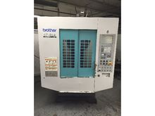 2000 Brother TC-S2A CNC Drillin