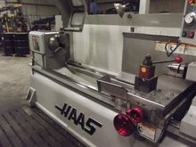 2006 Haas TL-3 CNC Toolroom Lat