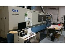 1999 OKK KCV-800 CNC Vertical M
