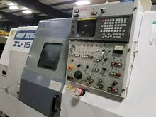 1997 Mori Seiki ZL-15 CNC 4-axi