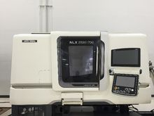 2015 DMG MORI NLX2500SMC Multi